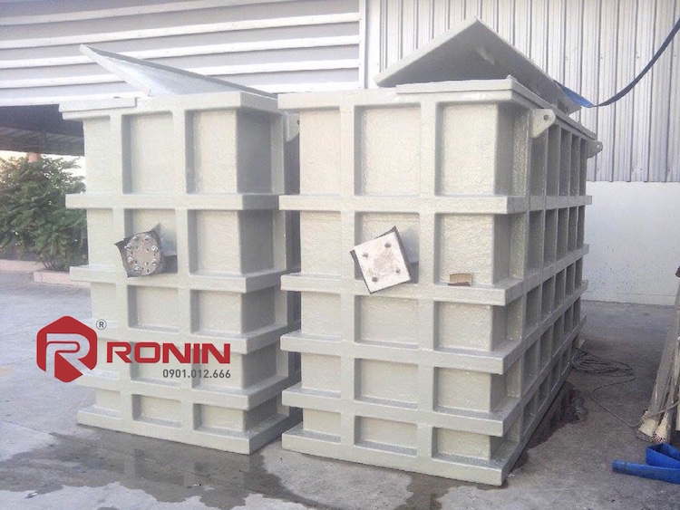 chemical frp tank